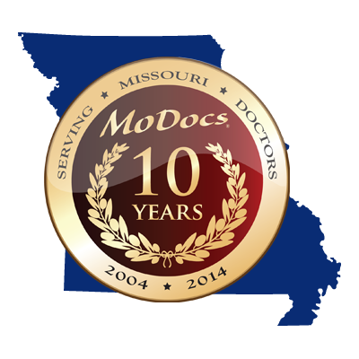 MoDocs serving Missouri Doctors for 10 years