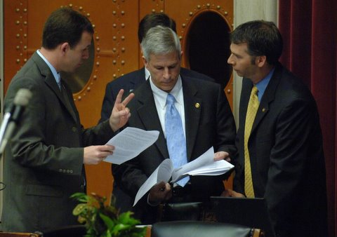 schaaf in senate